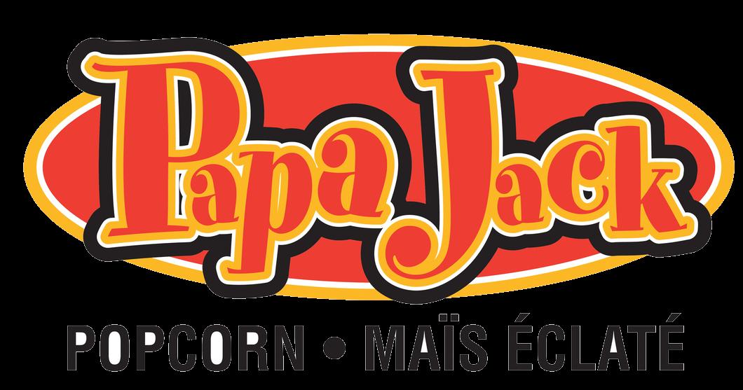 Papa Jack Popcorn